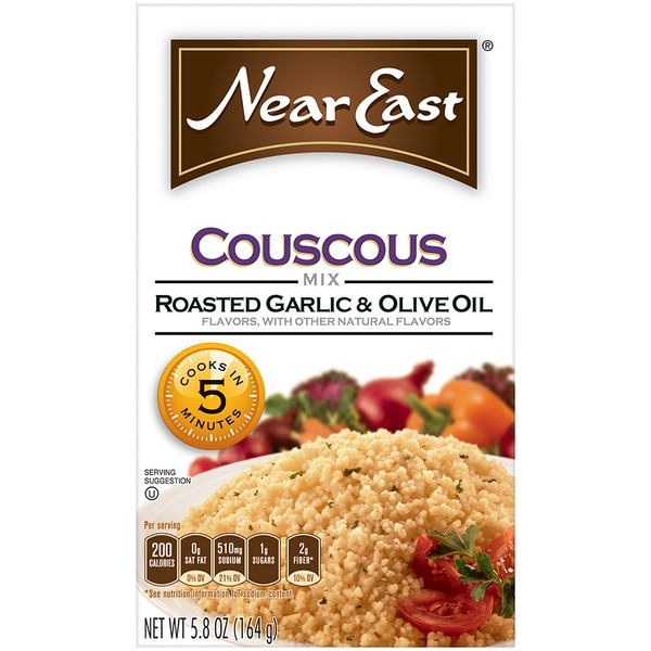Near East Roasted Garlic & Olive Oil Couscous Mix