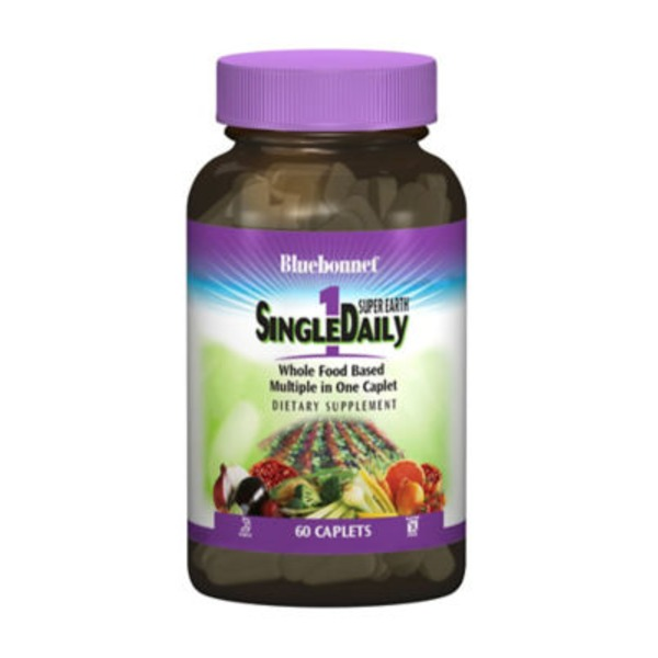 Bluebonnet Super Earth Single Daily Tablet