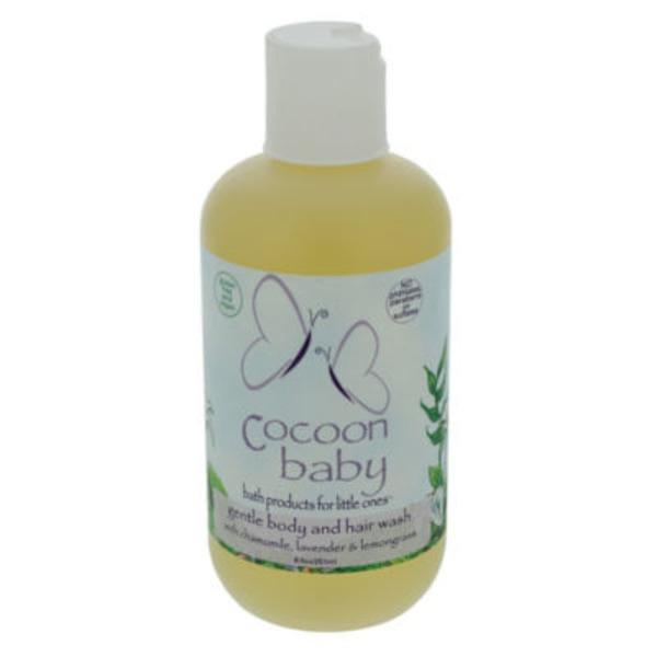 Enfusia Cocoon Baby Gentle Body And Hair Wash For Little Ones
