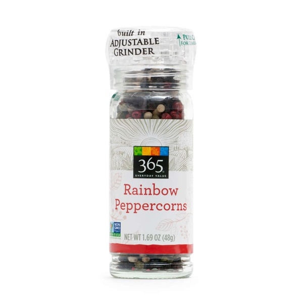 365 Rainbow Peppercorns