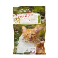 Tender And True Pet Food Organic Chicken And Liver Dry Cat Food