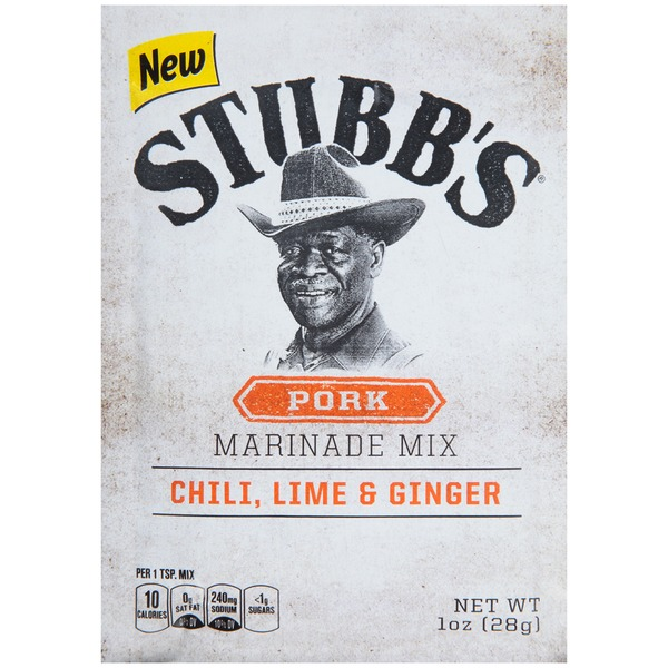 Stubb's Pork Marinade Mix