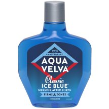 Aqua Velva After Shave, Classic Ice Blue Scent, 7 Fluid Ounce