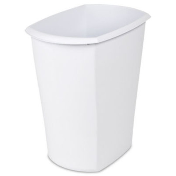 Sterilite 5.5 Gallon Rectangular Wastebasket