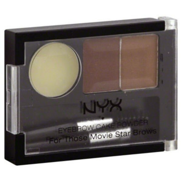 NYX Eyebrow Cake Powder, Auburn/Red ECP04