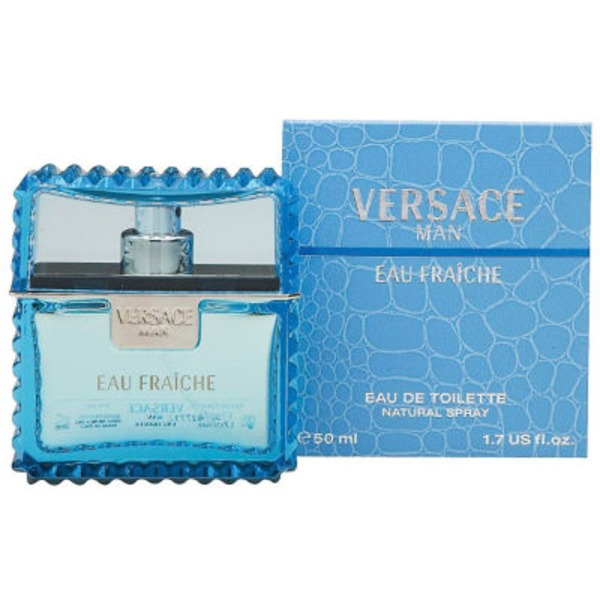 Versace Eau De Toilette Spray For Men