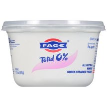 Fage Total 0% Nonfat Greek Strained Yogurt, 17.6 oz
