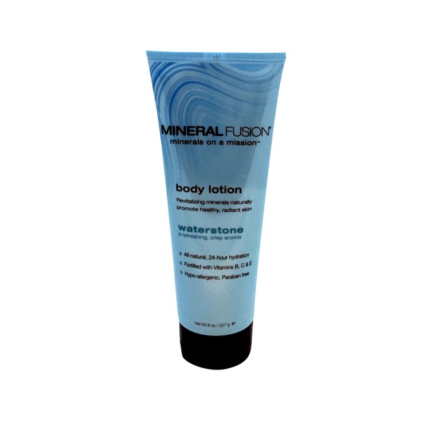 Mineral Fusion Body Lotion, Waterstone