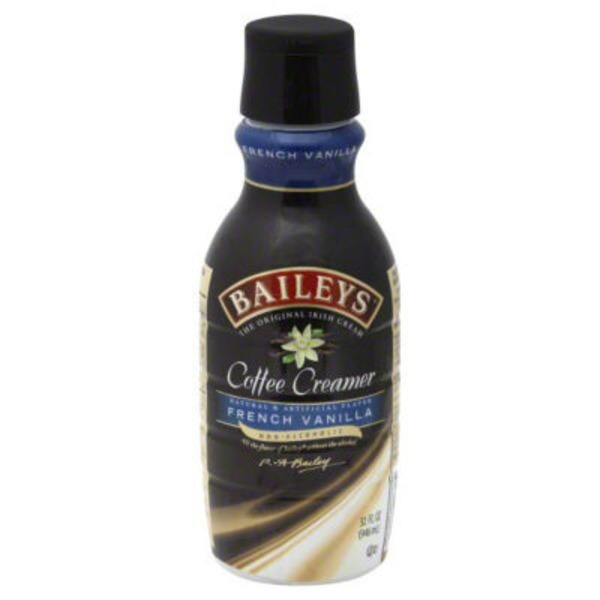 Baileys Non-Alcoholic French Vanilla Coffee Creamer
