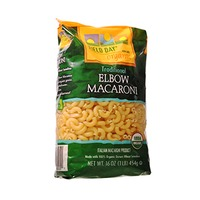 Field Day Organic Traditional Elbow Macaroni Pasta
