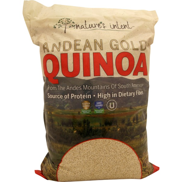 Nature's Intent Andean Gold Quinoa
