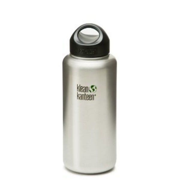 Klean Kanteen Stainless Wide Mouth Loop Cap