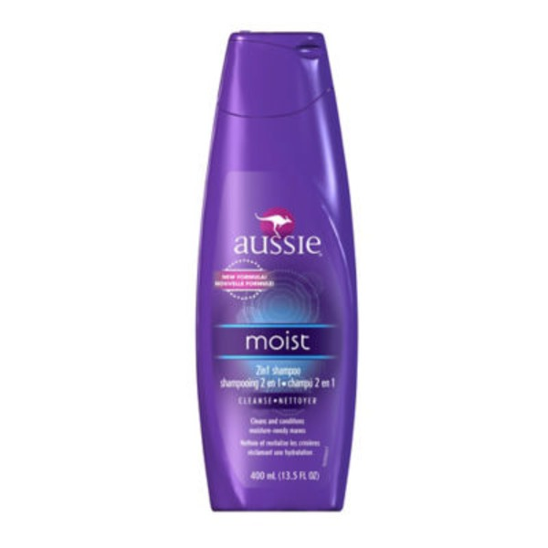 Aussie Mega Moist 2N1 Shampoo and Conditioner