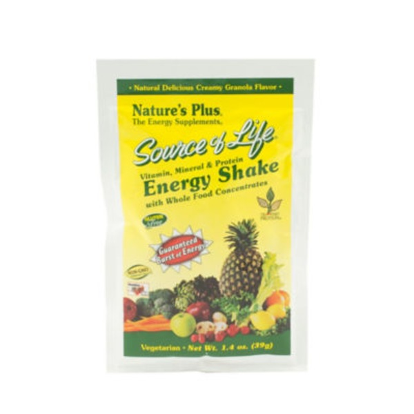 Nature's Plus Source Energy Shake