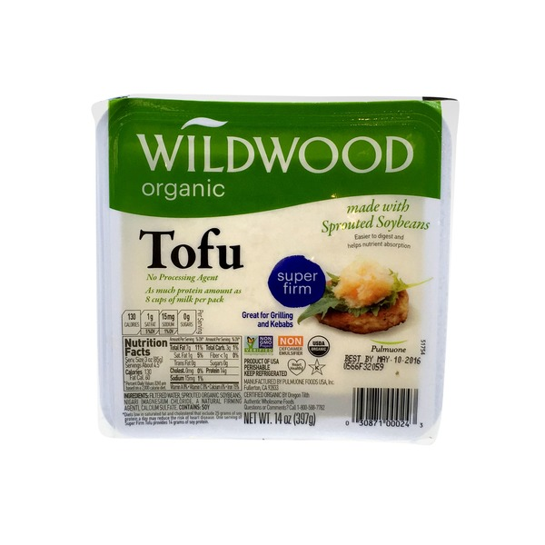 Wildwood Super Firm Tofu