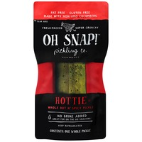 Oh Snap! Hottie Whole Hot N' Spicy Pickle