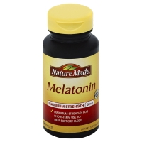 Nature Made Melatonin Maximum Strength 5 mg Tablets