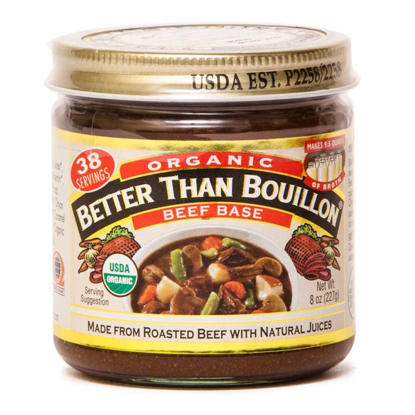 Better Than Bouillon Organic Beef Base