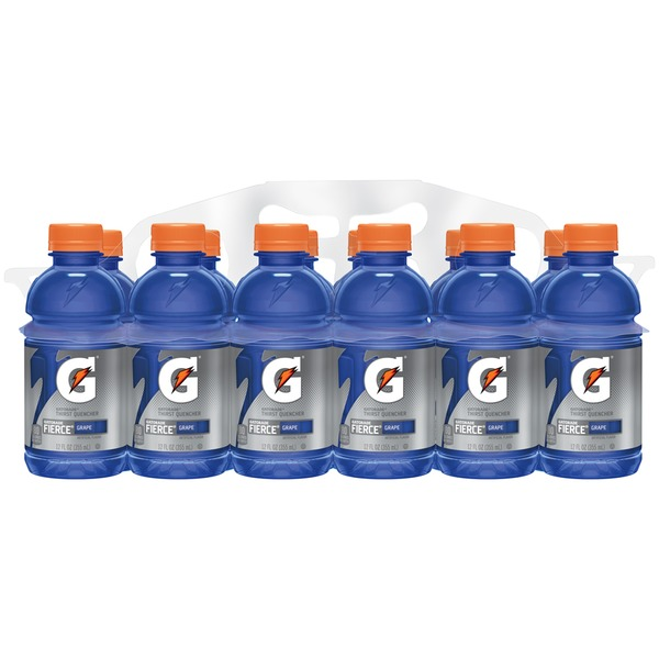 Gatorade G Series Perform Fierce Grape Sports Drink