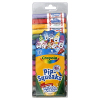 Crayola Markers Pip Squeaks Washable