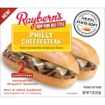 Raybern's Philly Cheesesteak Sandwich, 5.5 oz