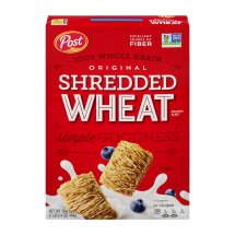 Post Cereal Shredded Wheat Original, 16.4 OZ