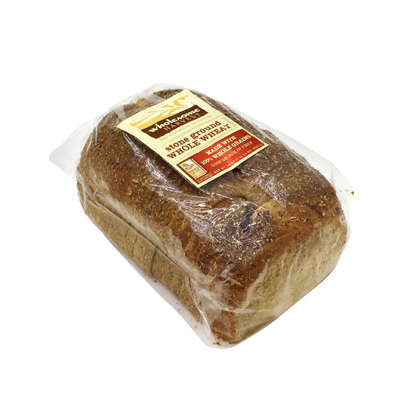 Wholesome Harvest Stone Ground Whole Wheat Bread