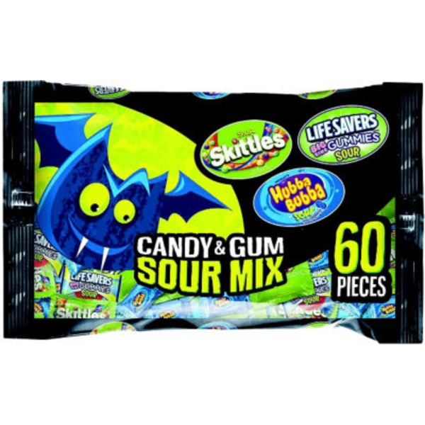 Skittles 18.99 oz Skittles Sour Chewy Candy