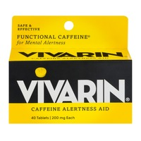 Vivarin Caffeine Alertness Aid Tablets - 40 CT