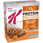 Kellogg's Special K Chocolate Caramel Protein Meal Bars, 6 ct 9.5 oz