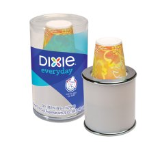 Dixie Everyday Dual Size Cup Dispenser, 3 oz, 20 count