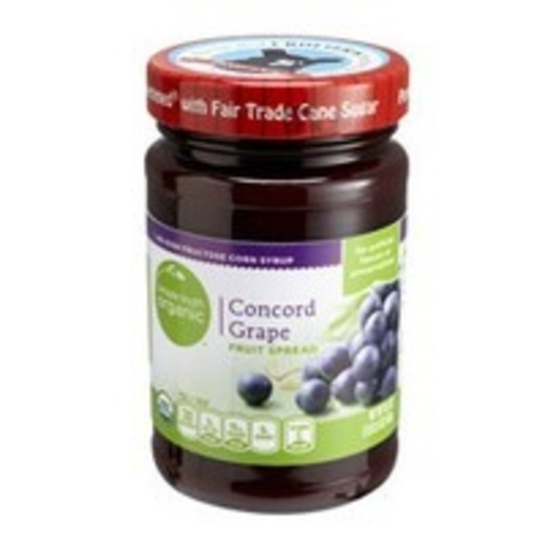 Simple Truth Concord Grape Fruit Spread