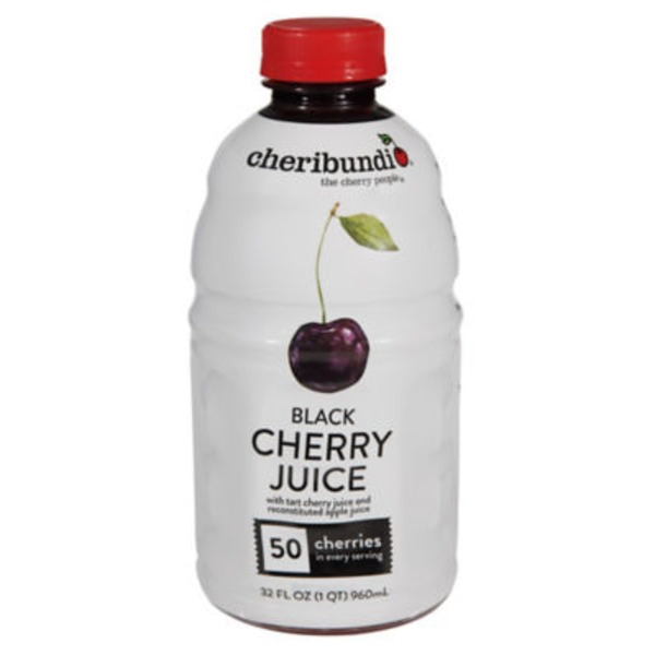 Cheribundi Black Cherry Juice