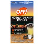 OFF! Mosquito Lamp Refill 2 count, 0.058 Ounces