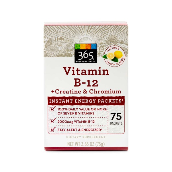 365 B-12 Energy Now Packets