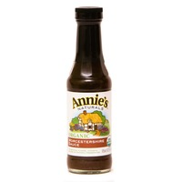 Annie's Homegrown Organic Worcestershire Sauce