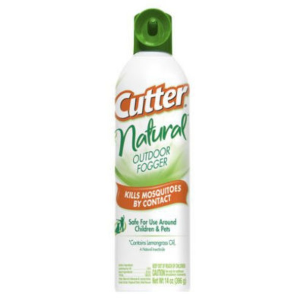 Cutter Natural Outdoor Fogger