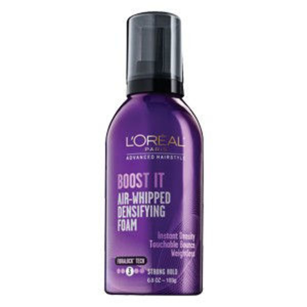 Advanced Hairstyle Plumping Foam Boost It