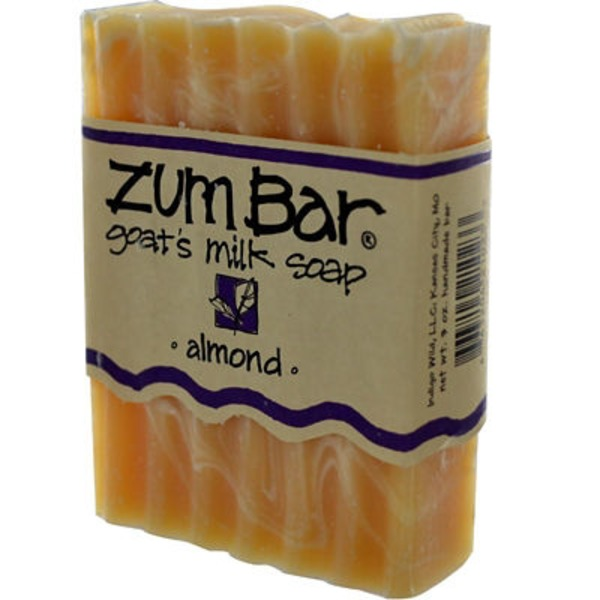 Zum Bar Almond Goat's Milk Soap