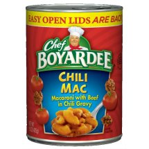 Chef Boyardee Chili Mac, 15 Oz.