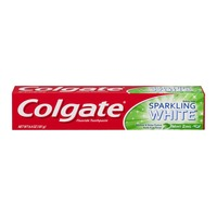 Colgate Toothpaste Sparkling White Mint Zing Gel