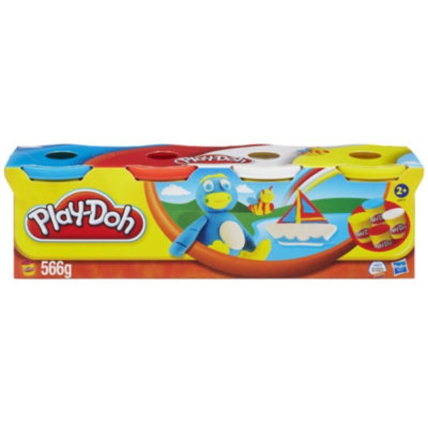 Hasbro Play‑Doh Assorted Cans