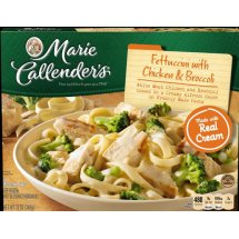 Marie Callender's Fettuccini with Chicken & Broccoli, 13 Ounce