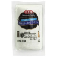 H-E-B Traditional Fresh Goat Cheese