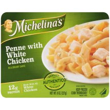 Michelina's® Authentico® Penne with White Chicken 8 oz. Tray