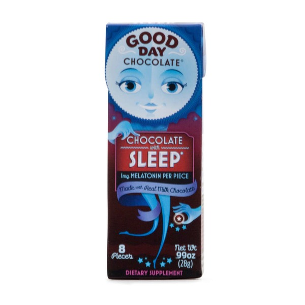 Good Day Chocolate Chocolate Sleep Supplement