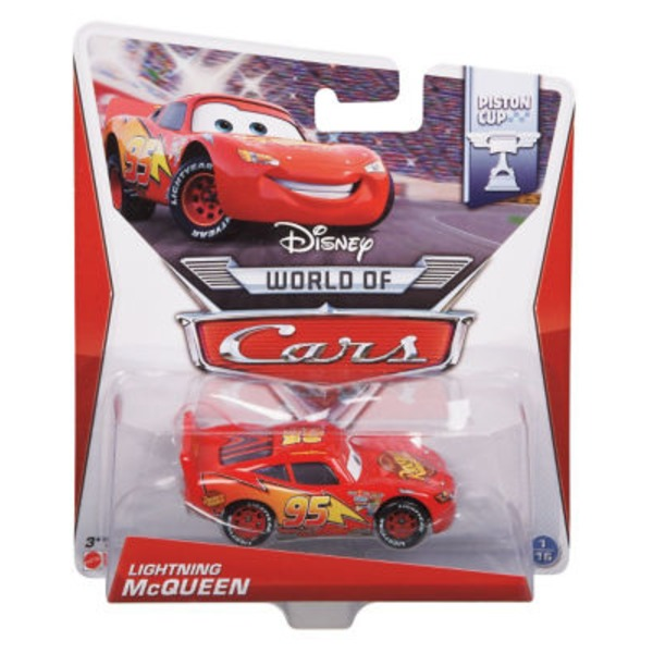 Disney Cars 2 Assorted Character Cars