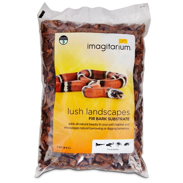Imagitarium Lush Landscapes Fir Bark Substrate for All Reptiles
