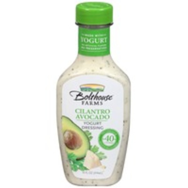 Bolthouse Farms Yogurt Cilantro Avocado Dressing