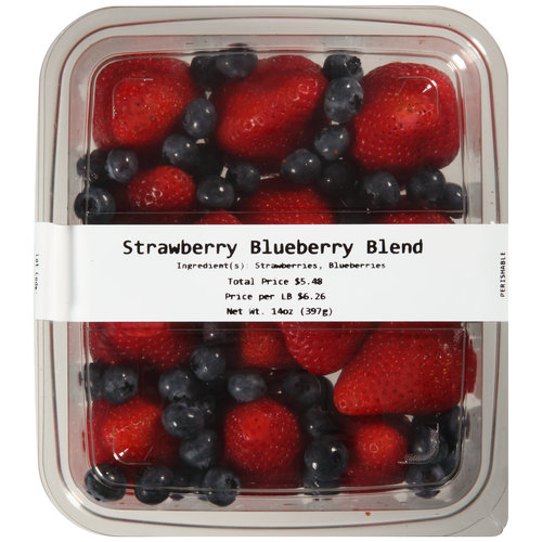 Strawberry Blueberry Blend